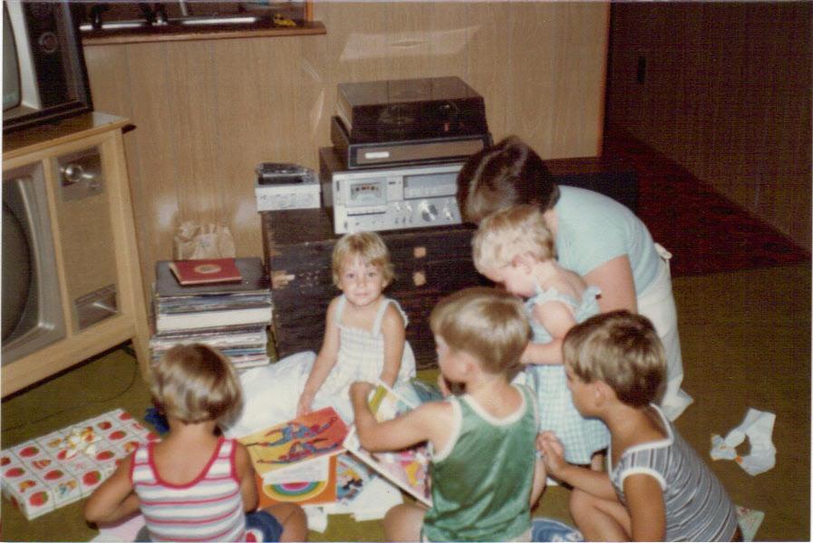 Early 80s Birthday Bash
