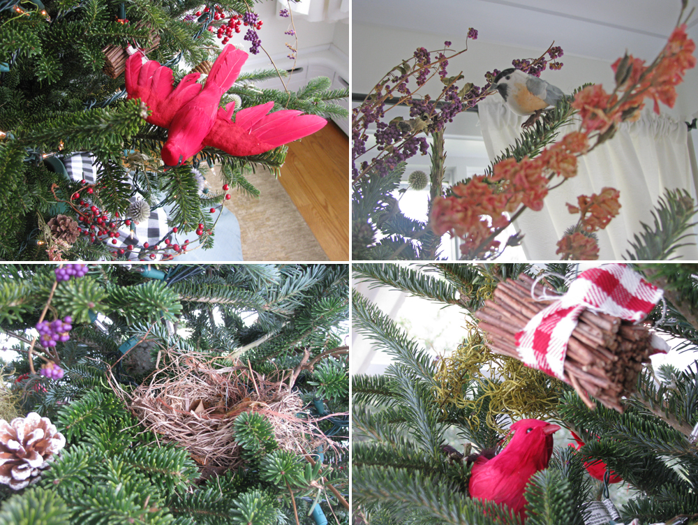 Details of Woodland Christmas Tree